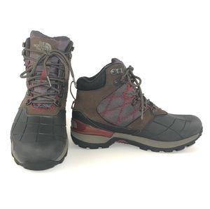 The North Face Mens Boots Snowsquall Insulated